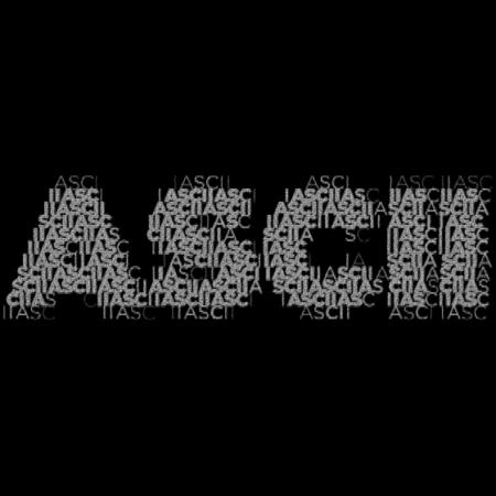 Таблица символов кодировки ASCII в URL код