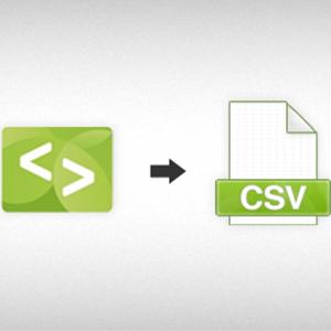 Чтение и запись данных в CSV-файл средствами PHP
