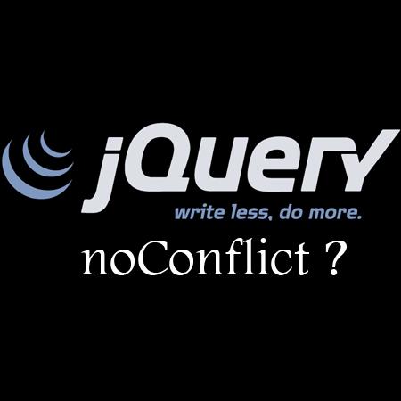 Режим noConflict в jQuery