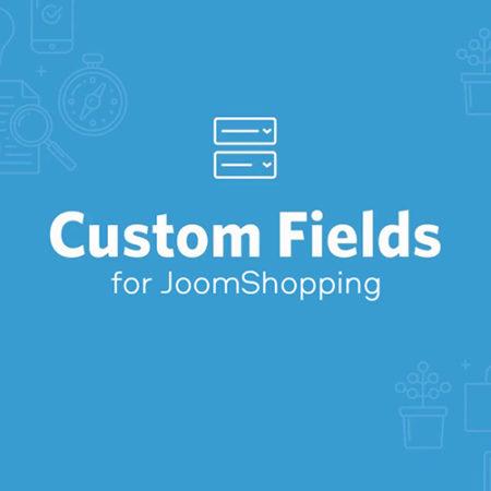 Addon JoomShopping Custom Fields